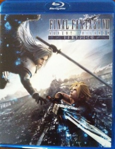 Didn't know there was a complete version until I saw it sitting on the shelf, waiting for me. Thank you, Square Enix.