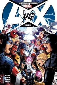 Avengers vs X-Men #1